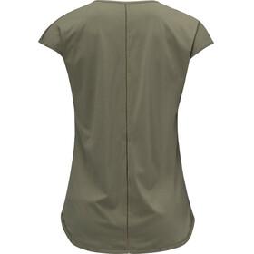 Peak Performance W's Epic Cap Sleeveless Shirt Leaflet green